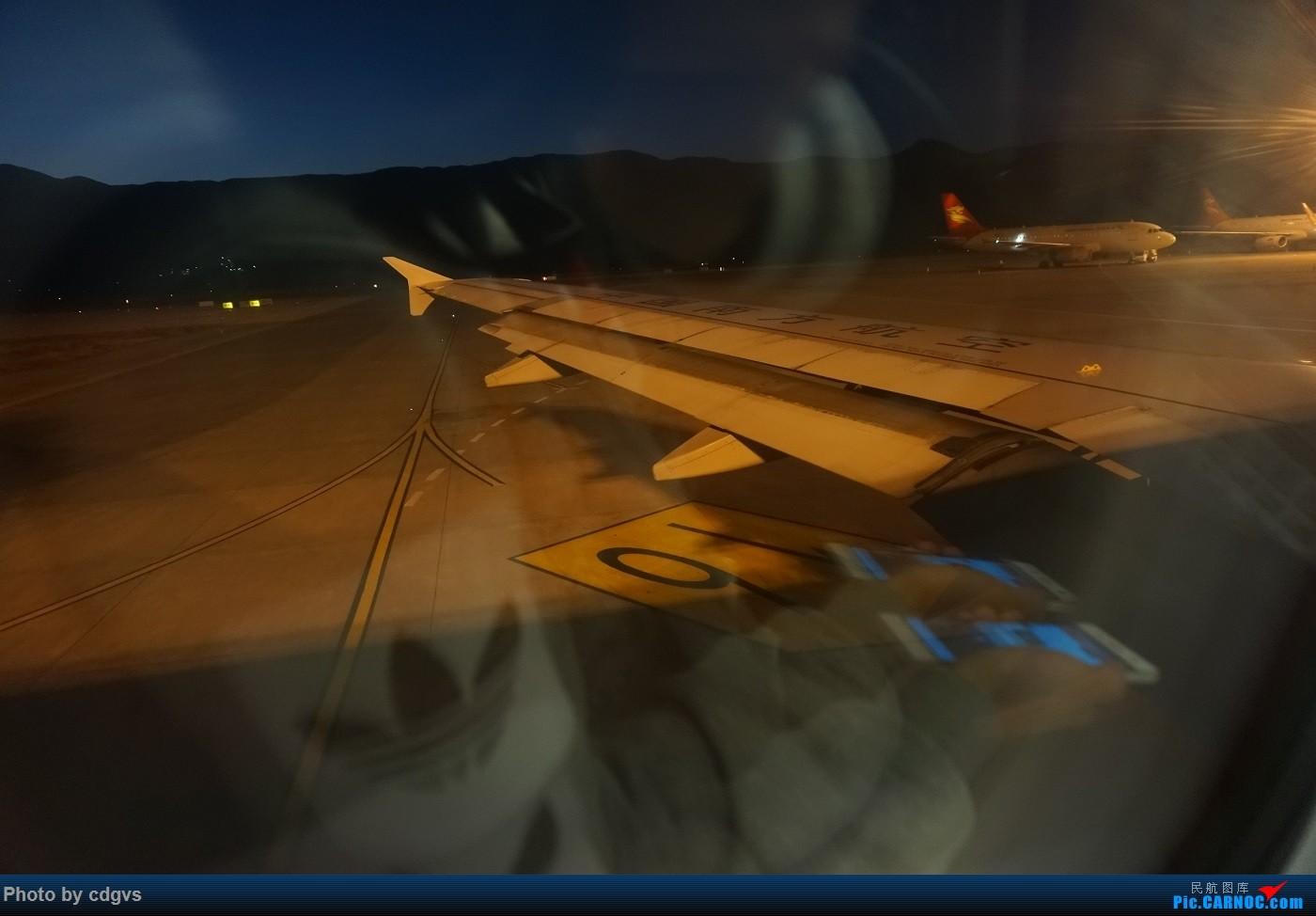 Re:[原创]KMG-LJG-KMG 东航&南航 省内刷航段,飞空客波音两种不同机型     空乘