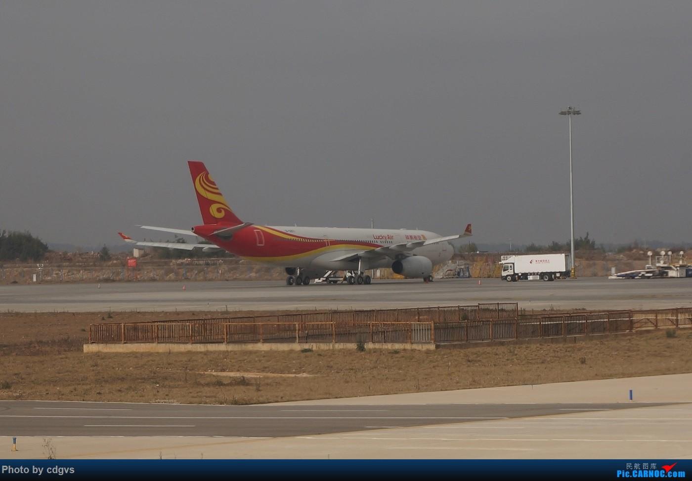Re:[原创]KMG-LJG-KMG 东航&南航 省内刷航段,飞空客波音两种不同机型 AIRBUS A330-300 B-5971 中国昆明长水国际机场