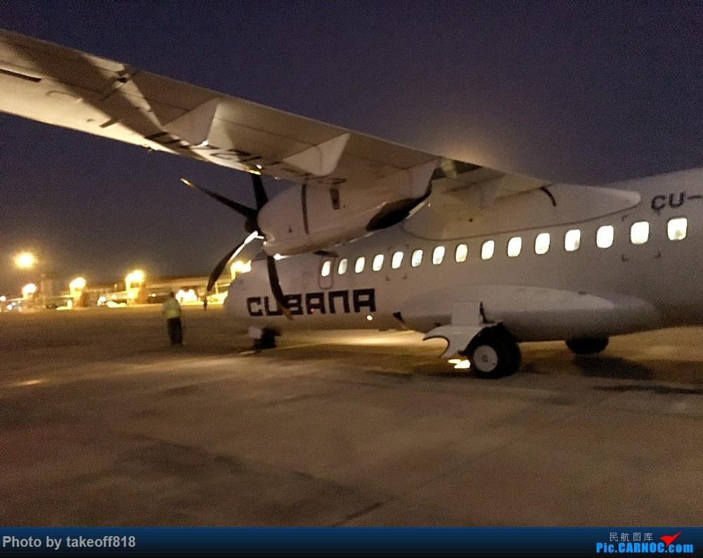 Re:[原创]古巴 坎昆 沙滩暖身之旅 ATR42螺旋桨初体验,Cessna182激爽跳伞