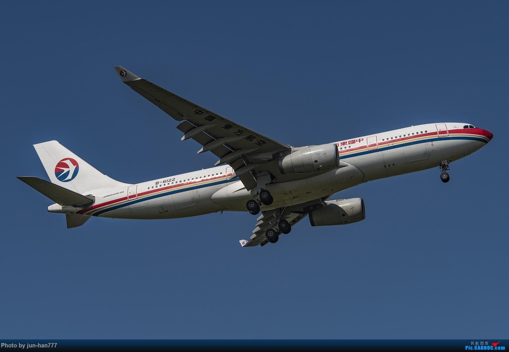 [转贴]东航 AIRBUS A330-200 B-6122