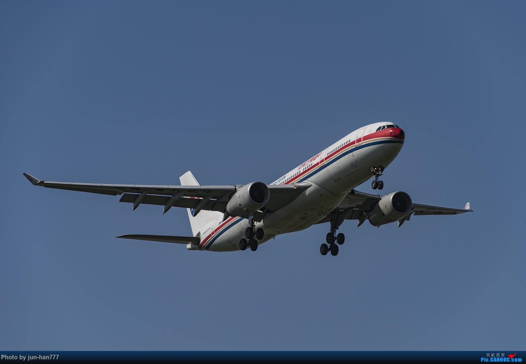 Re:[转贴]东航 AIRBUS A330-200 B-6122