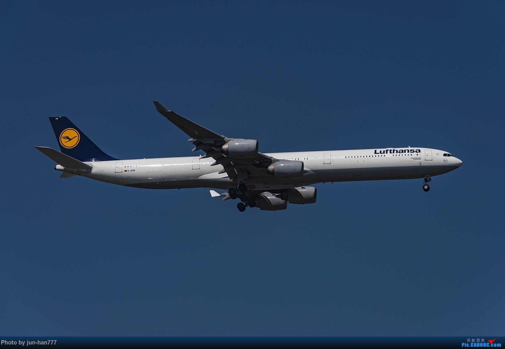 Re:[原创]一组外航在PVG进场 AIRBUS A340-600