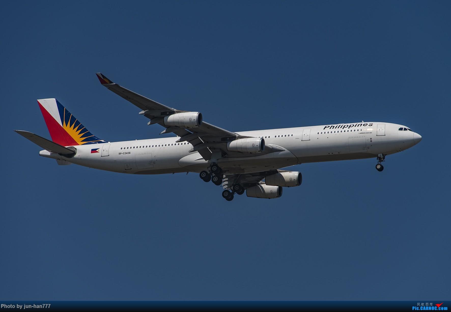 Re:[原创]一组外航在PVG进场 AIRBUS A340