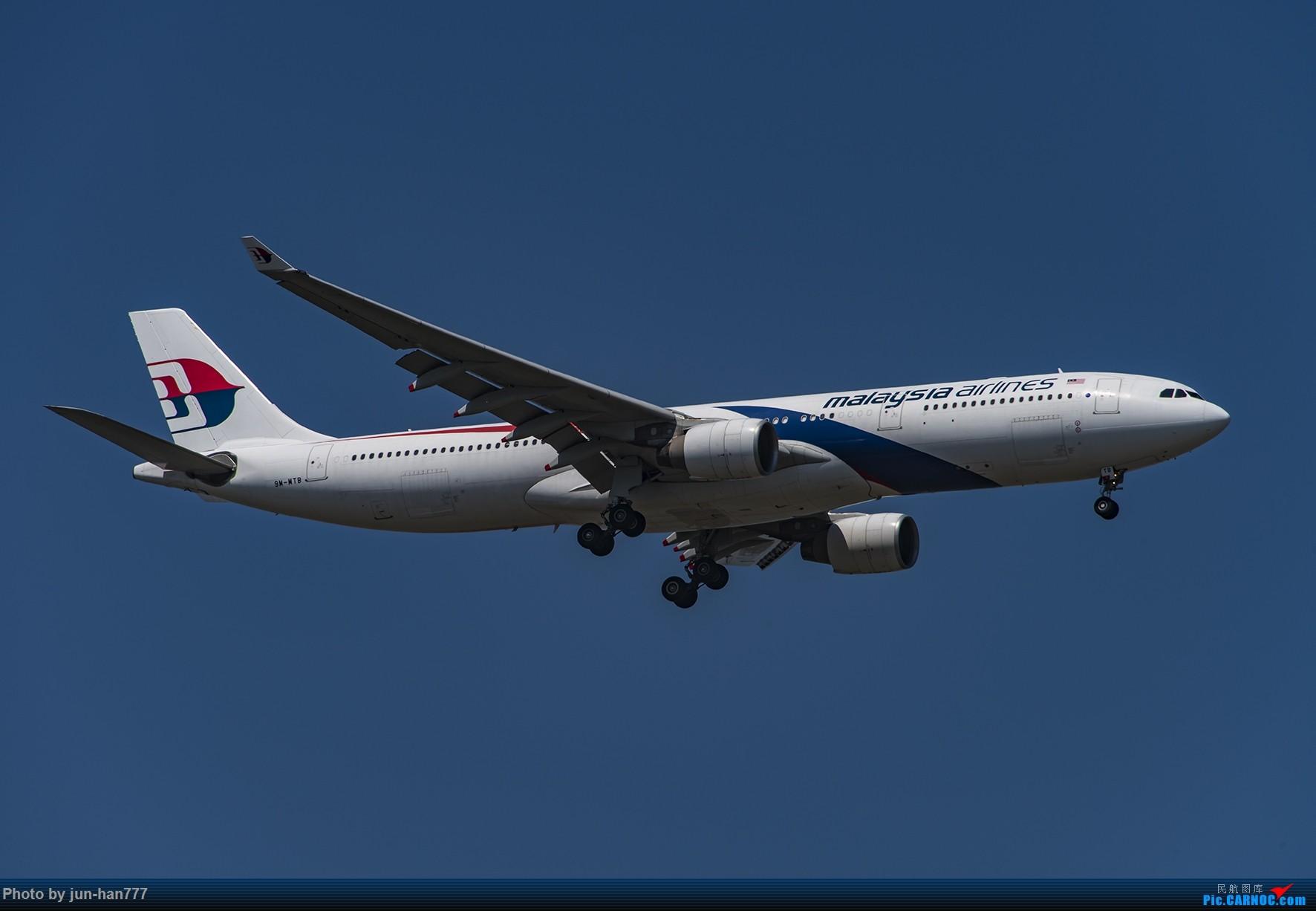 Re:[原创]一组外航在PVG进场 AIRBUS A330-200
