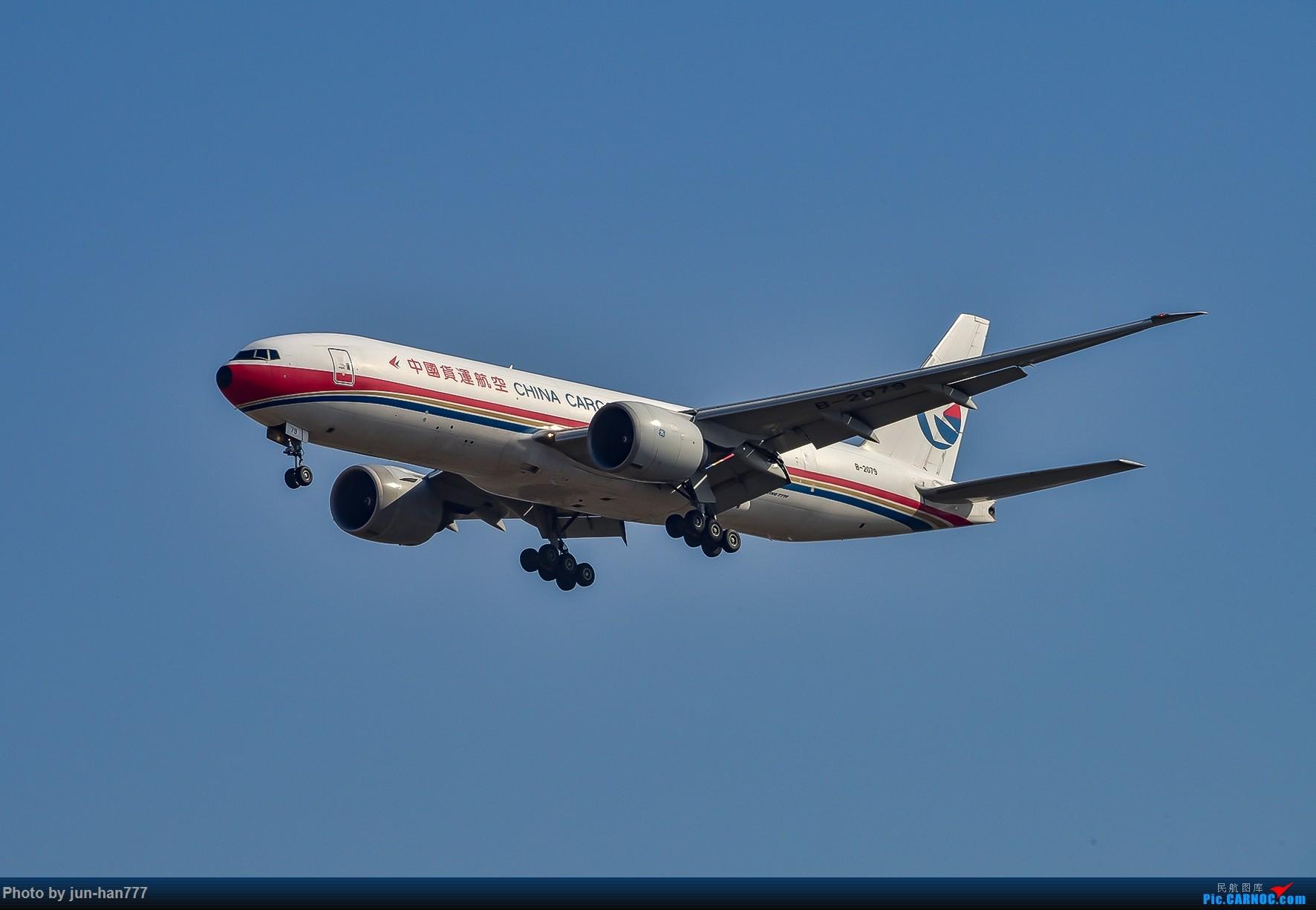 Re:[原创]PVG西跑进场 BOEING 777-200 B-2079
