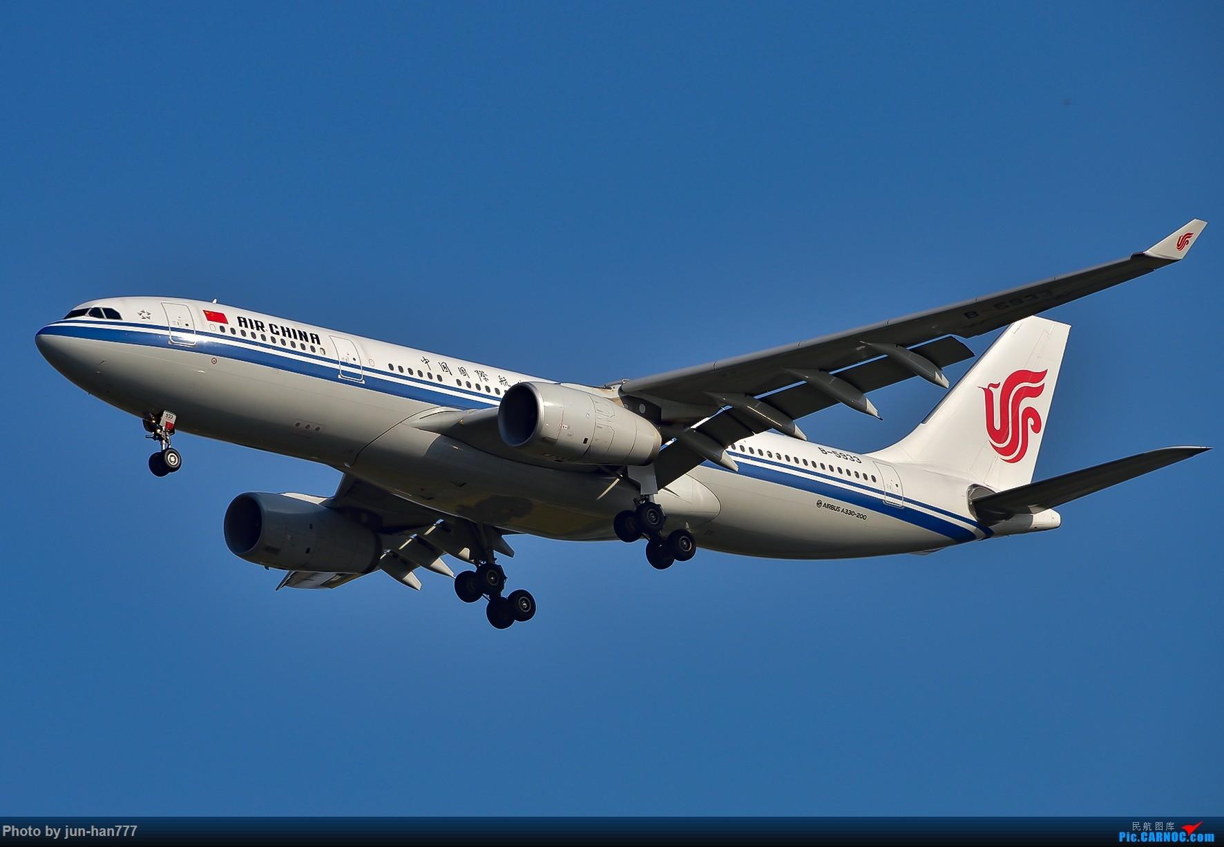 Re:[原创]PVG西跑进场 AIRBUS A330-200 B-5933