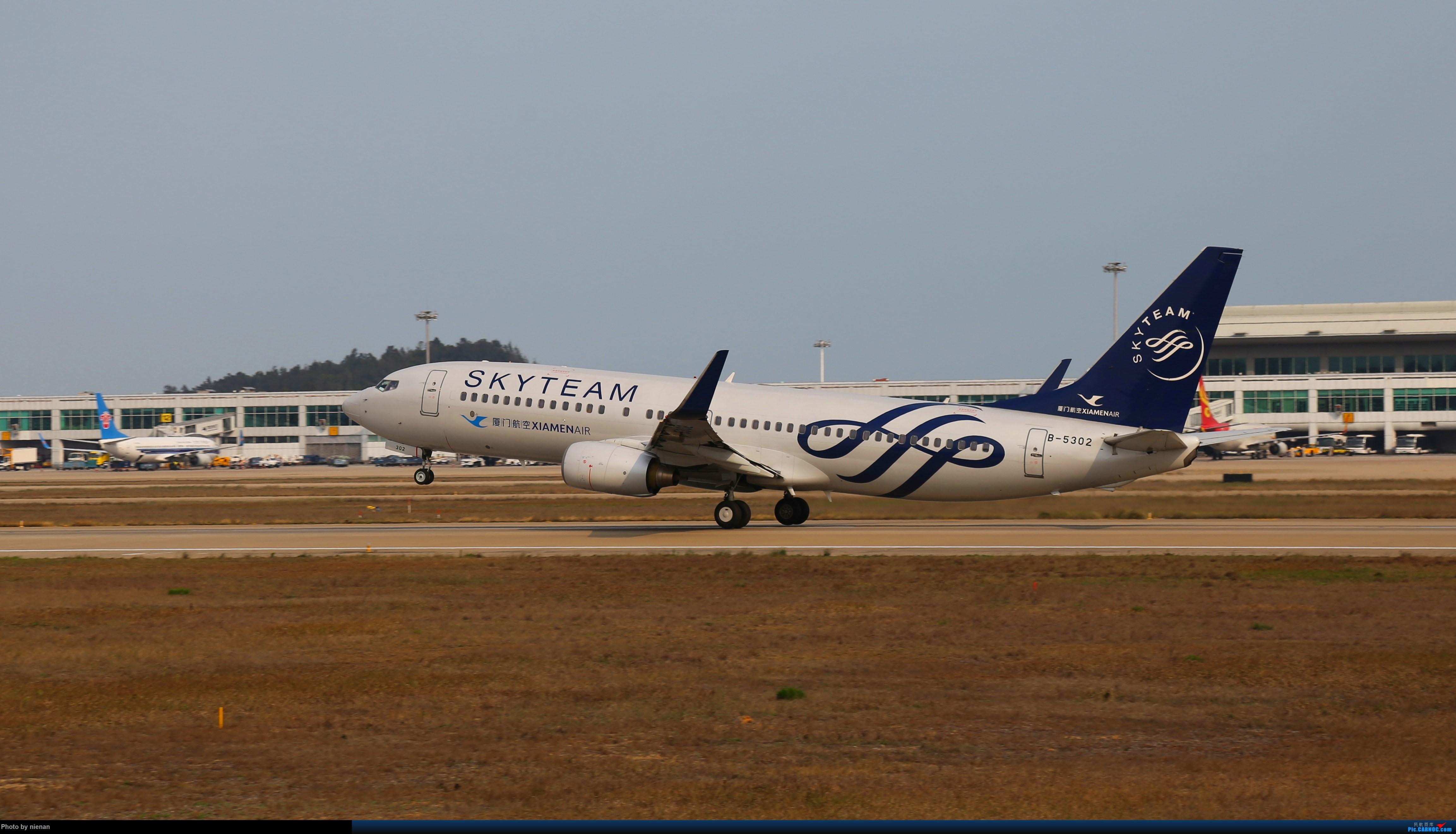 Re:[原创]好久不见 发点冷饭贴 BOEING 737-800 B-5302 中国福州长乐国际机场