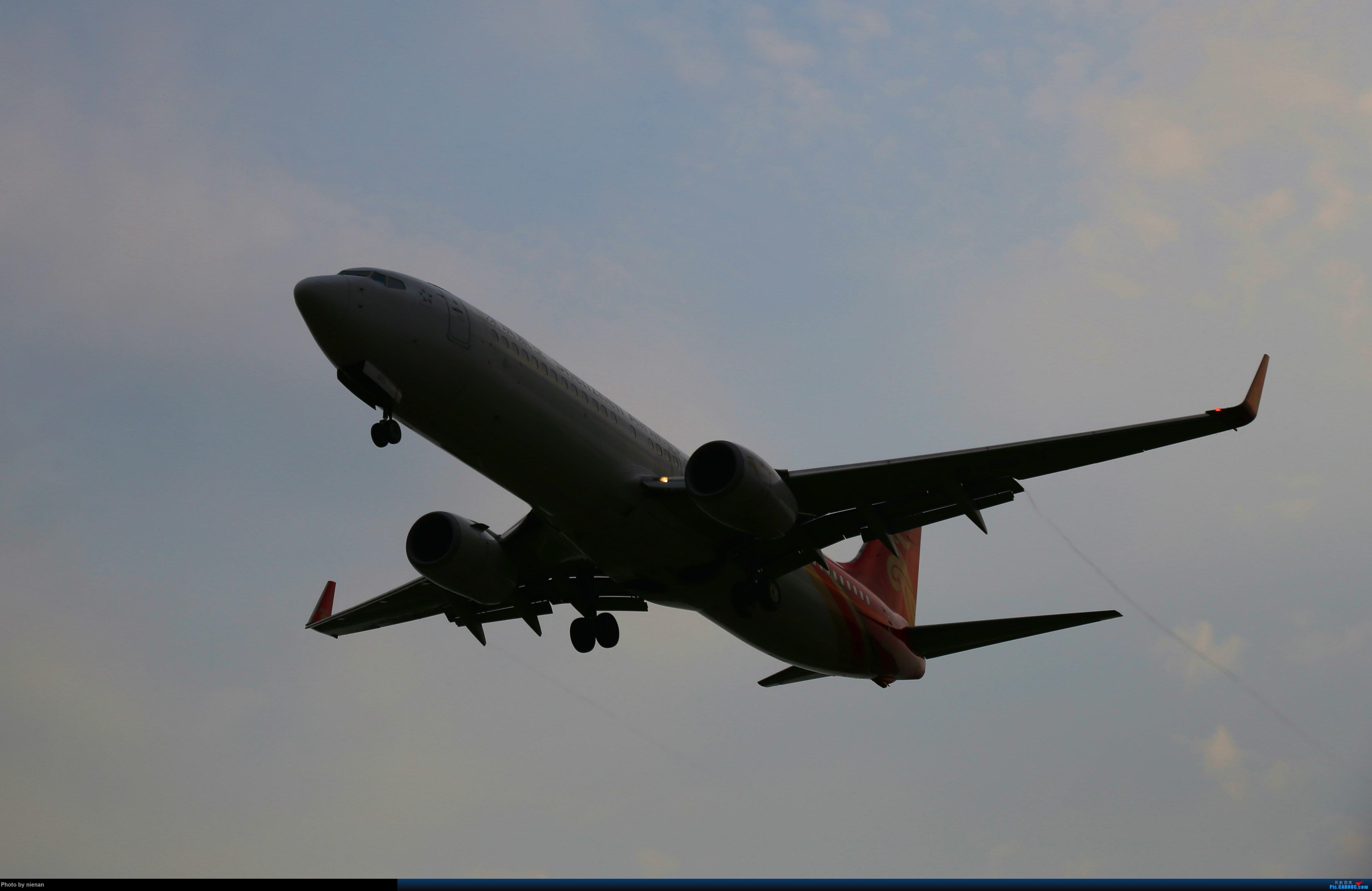 Re:[原创]好久不见 发点冷饭贴 BOEING 737-800 B-5671 中国福州长乐国际机场