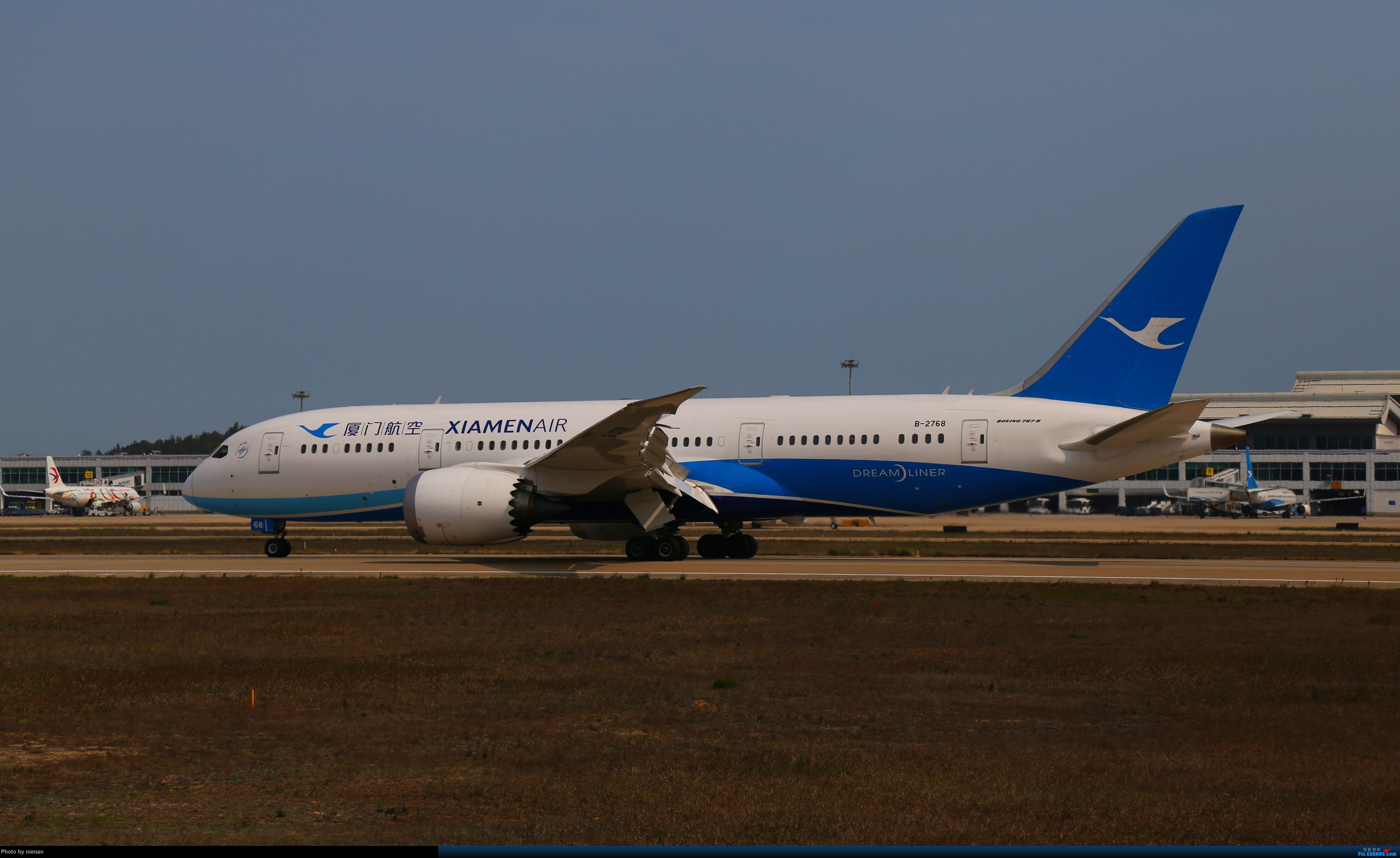 Re:[原创]好久不见 发点冷饭贴 BOEING 787-8 B-2768 中国福州长乐国际机场