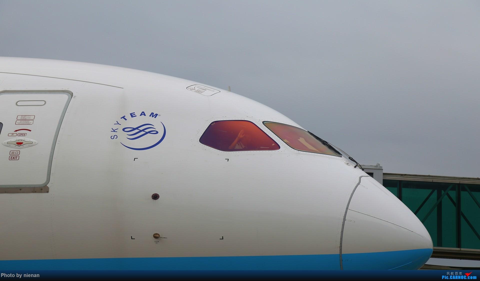 Re:[原创]那年的FOC内场 1 BOEING 787-8 B-2768 中国福州长乐国际机场