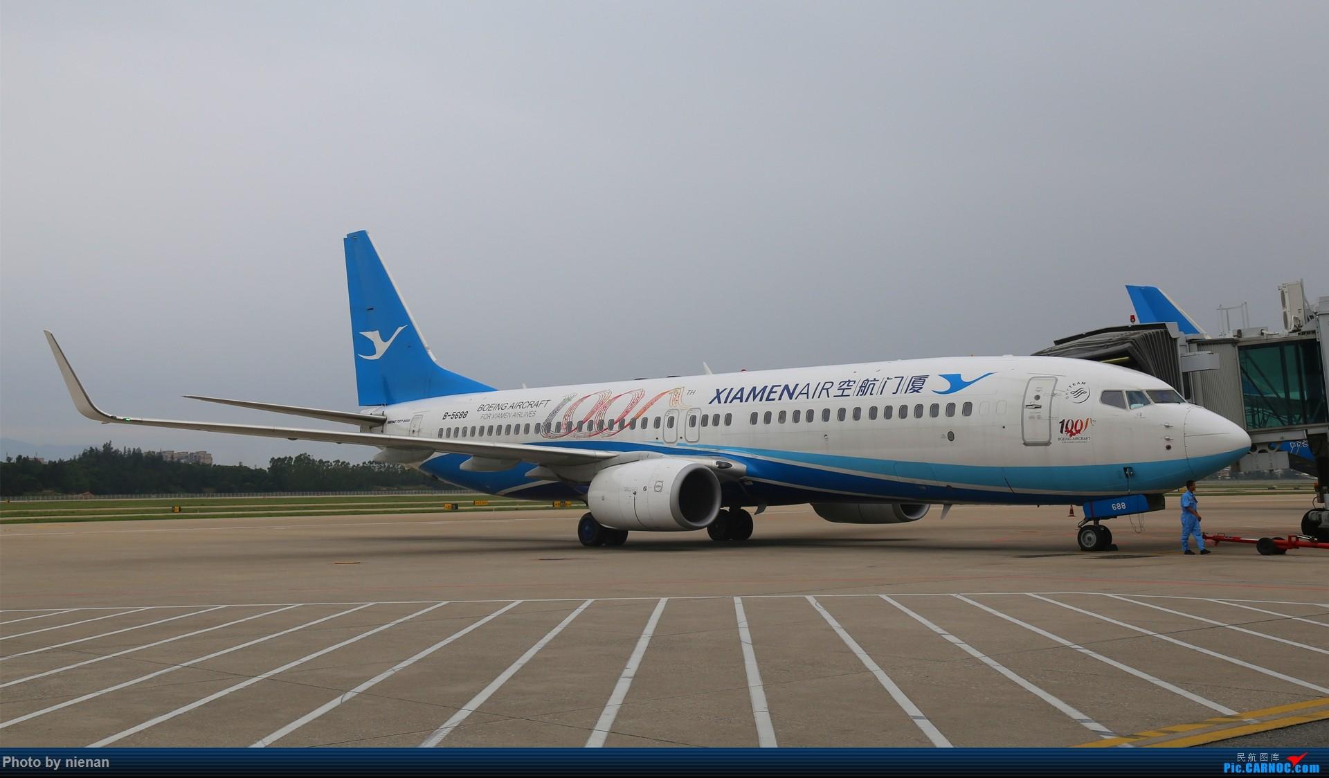 Re:[原创]那年的FOC内场 1 BOEING 737-800 B-5688 中国福州长乐国际机场