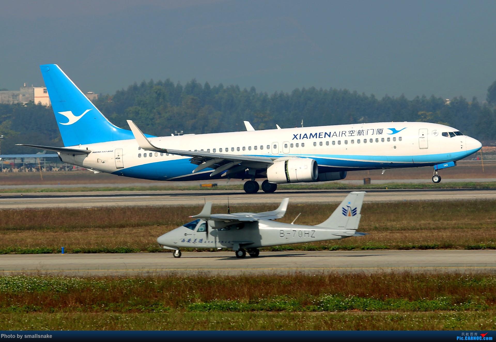 Re:[原创]NNG的一个早晨... BOEING 737-800 B-1749 南宁吴圩国际机场