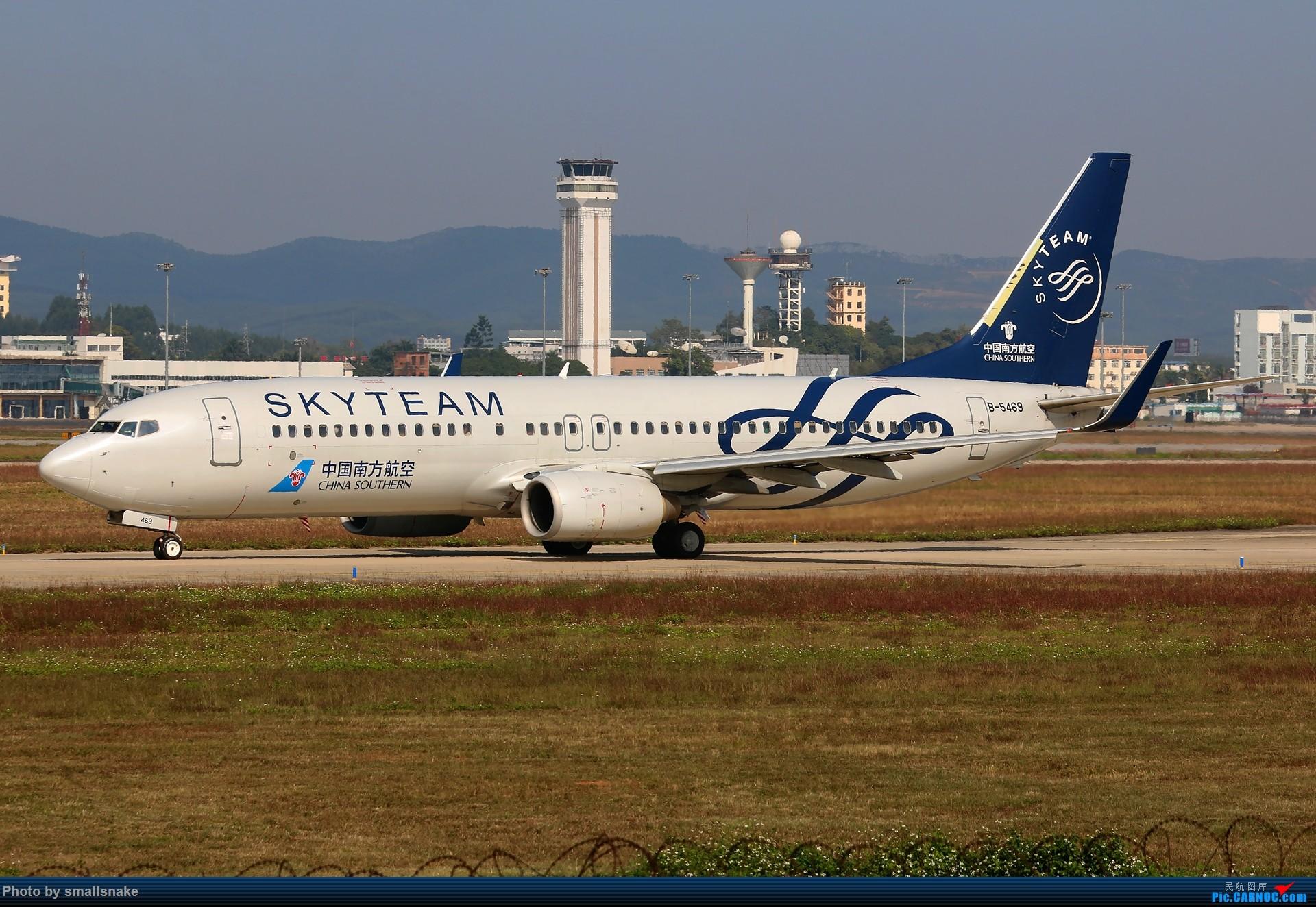 Re:[原创]NNG的一个早晨... BOEING 737-800 B-5469 南宁吴圩国际机场
