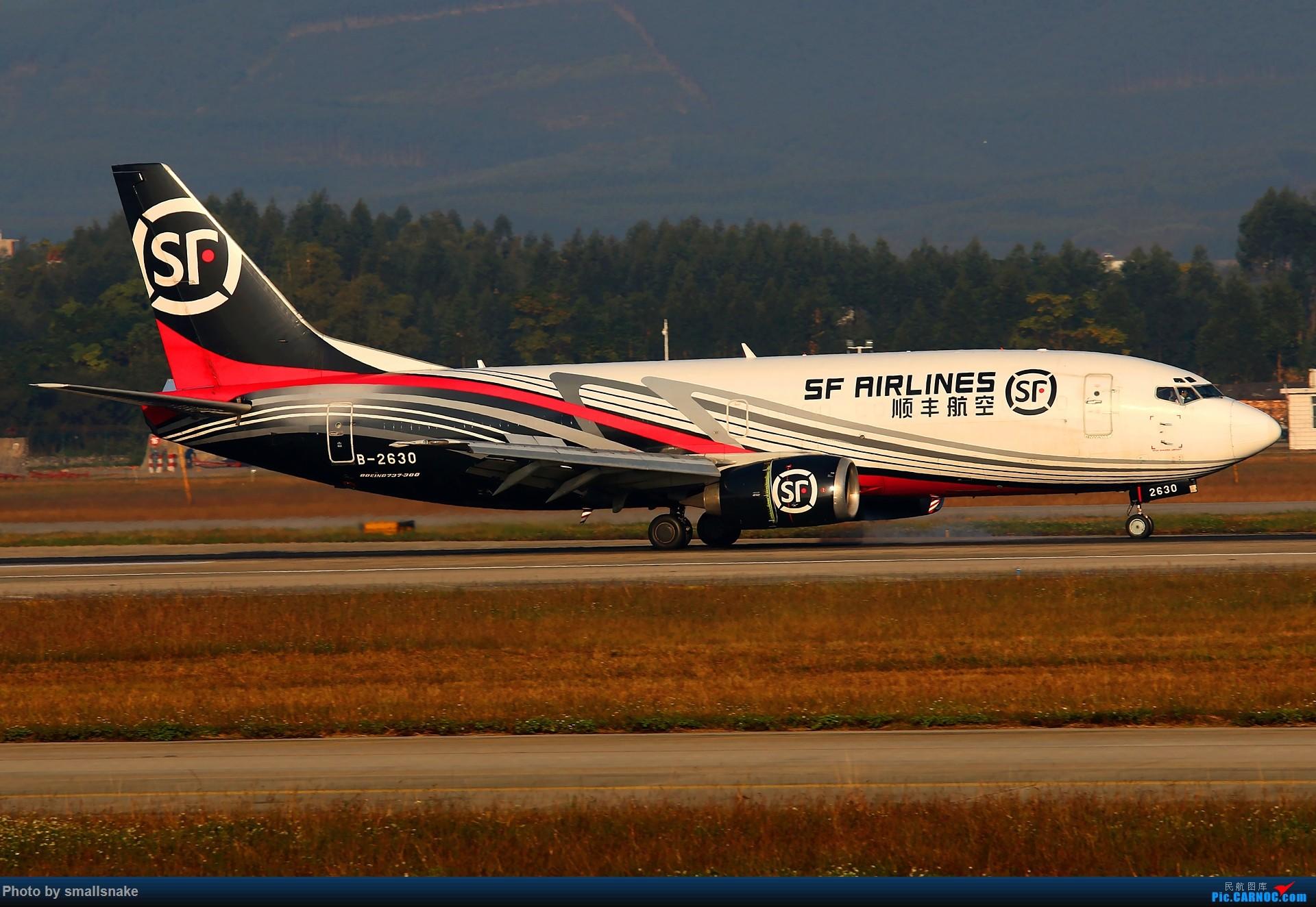 Re:[原创]NNG的一个早晨... BOEING 737-300 B-2630 南宁吴圩国际机场