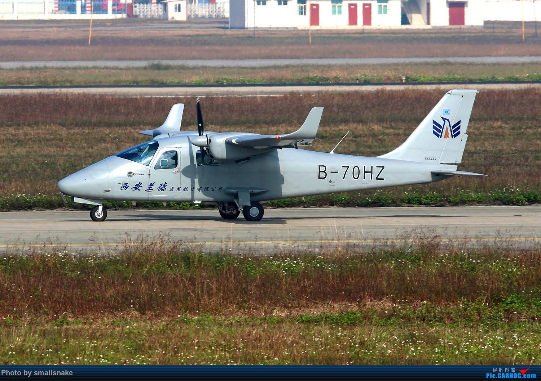 Re:[原创]NNG的一个早晨... TECNAM P2006T B-70HZ 南宁吴圩国际机场