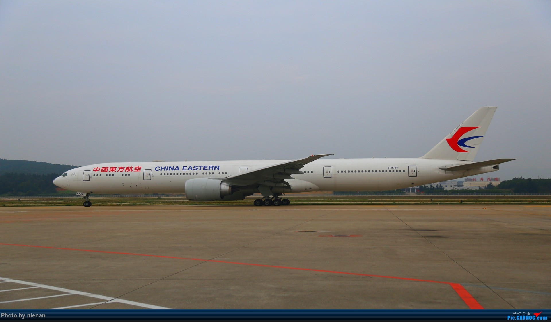 Re:福州飞友会 内场2东航系列走一波 777-300ER BOEING 777-300ER B-2023 中国福州长乐国际机场