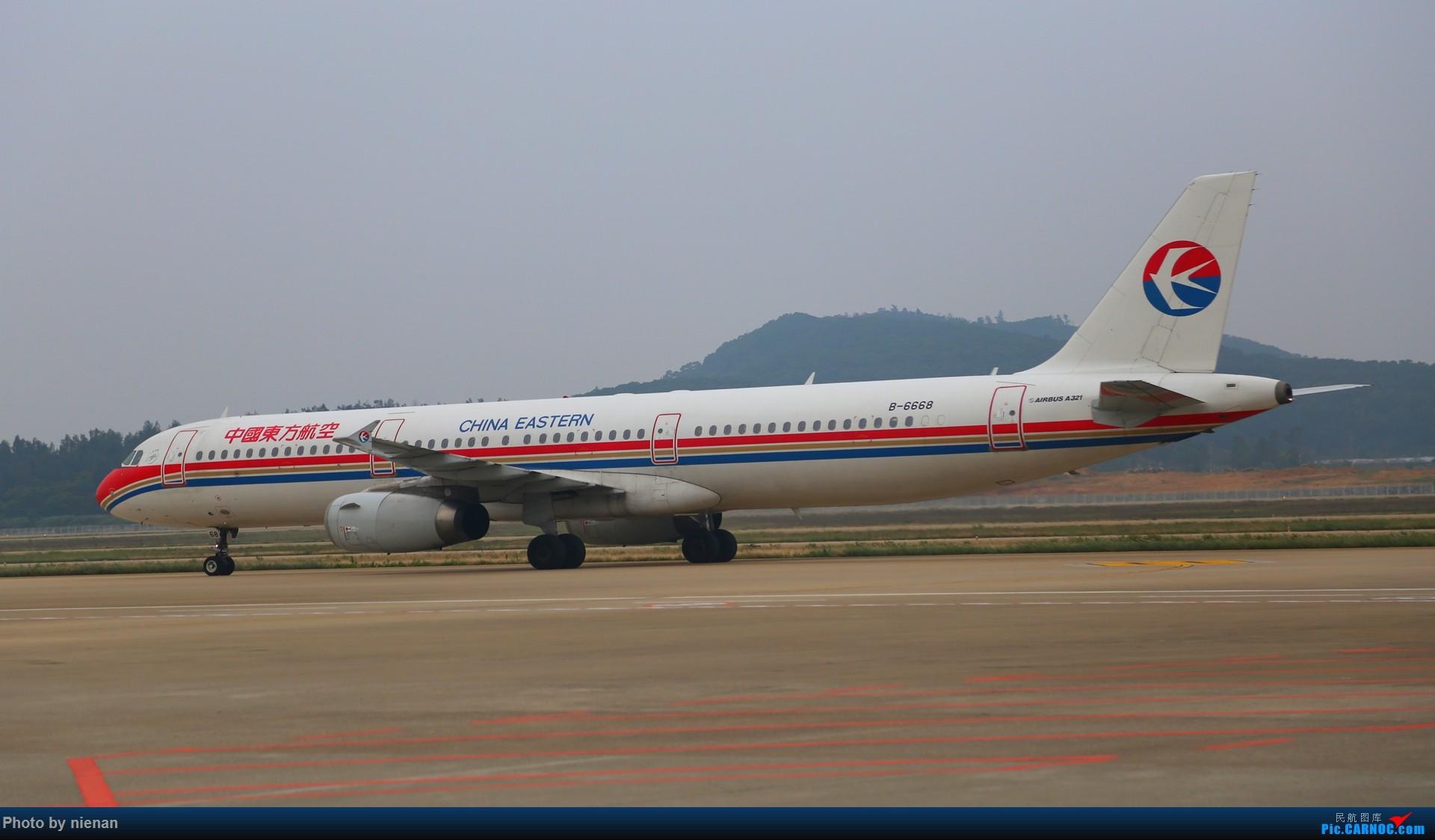 Re:[原创]福州飞友会 内场2东航系列走一波 777-300ER AIRBUS A321-200 B-6668 中国福州长乐国际机场