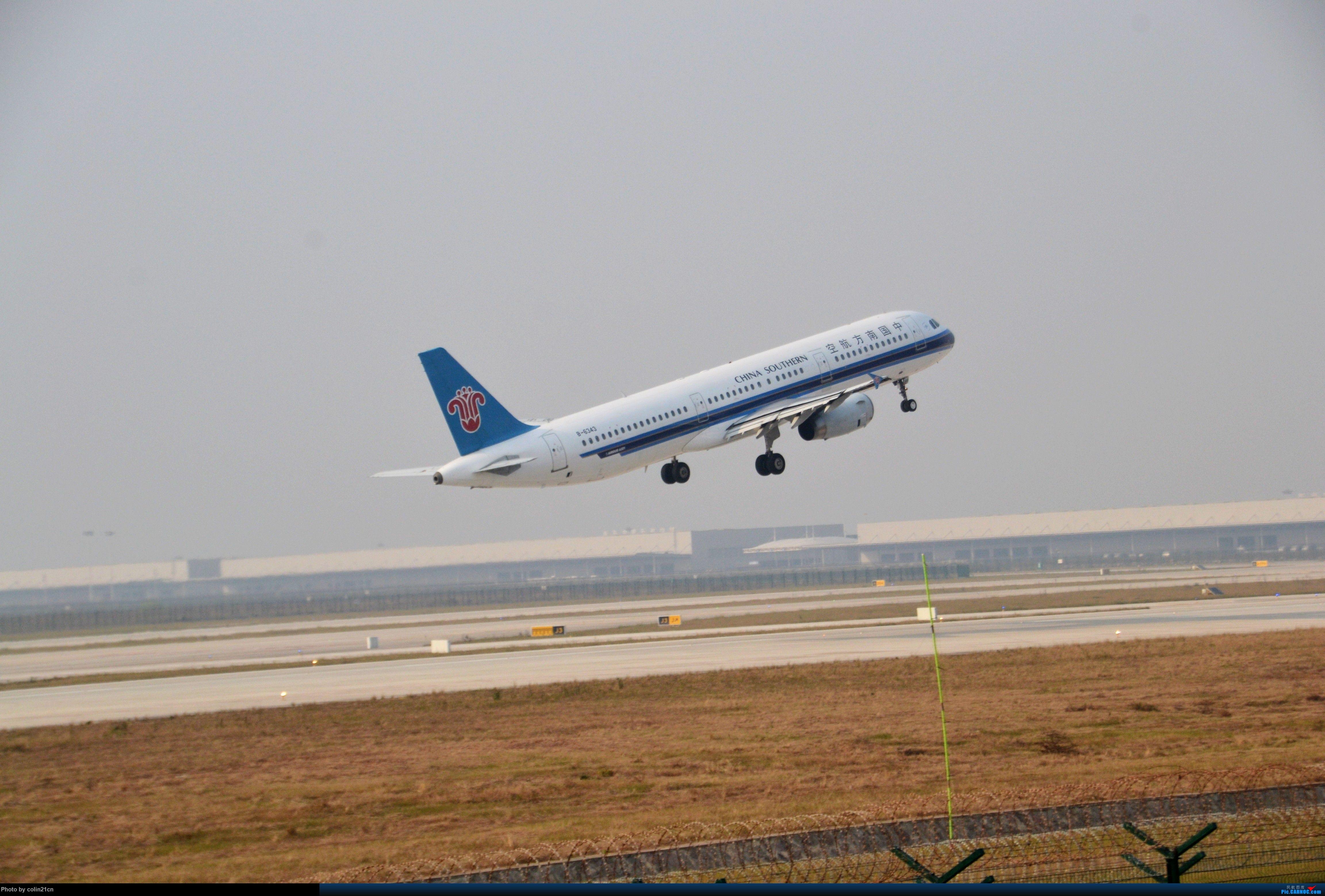 Re:[原创]CKG元旦杂图一组 AIRBUS A321-200 B-6343
