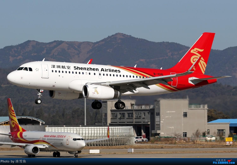 Re:[原创]【BLDDQ-昆明飞友会】2018年第一次长水拍机 AIRBUS A319-100 B-1016 中国昆明长水国际机场
