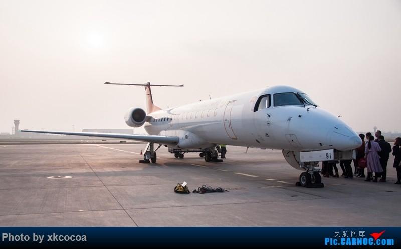 Re:[原创]ARJ21体验及同类型灰机大比拼(持续更新中,第三航段CRJ900NG完结) EMBRAER ERJ-145 B-3091 中国天津滨海国际机场