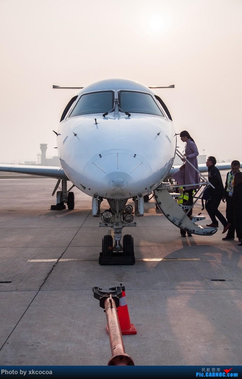 Re:[原创]ARJ21体验及同类型灰机大比拼(持续更新中,第四航段ERJ145启程) EMBRAER ERJ-145 B-3091 中国天津滨海国际机场