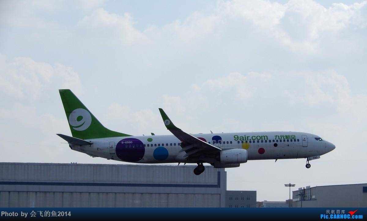 Re:[原创]207年12月桃仙机场拍机 738
