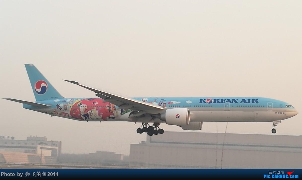 Re:207年12月桃仙机场拍机 77W