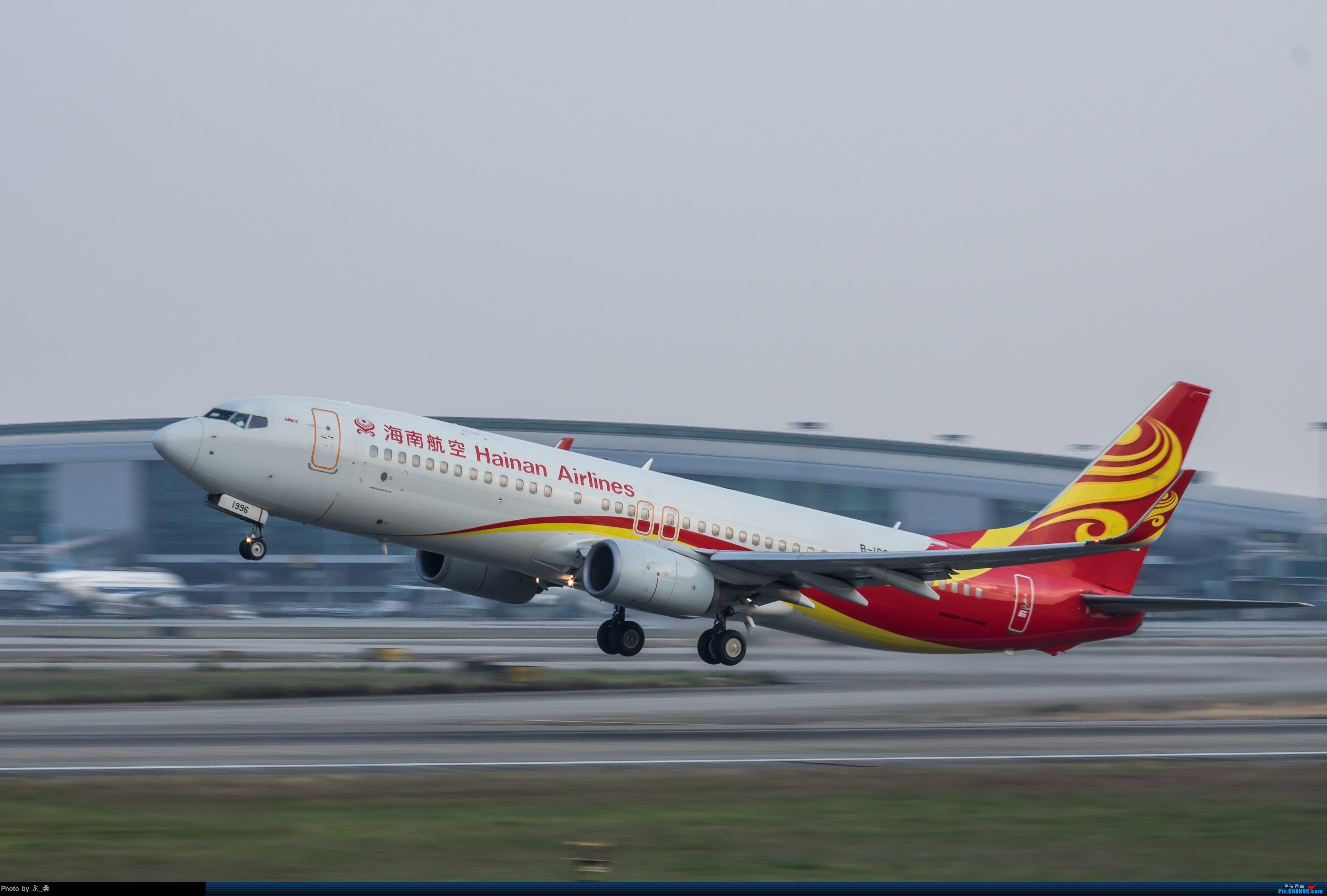Re:[原创]2017年最后一次CAN拍机 BOEING 737-800 B-1996 中国广州白云国际机场