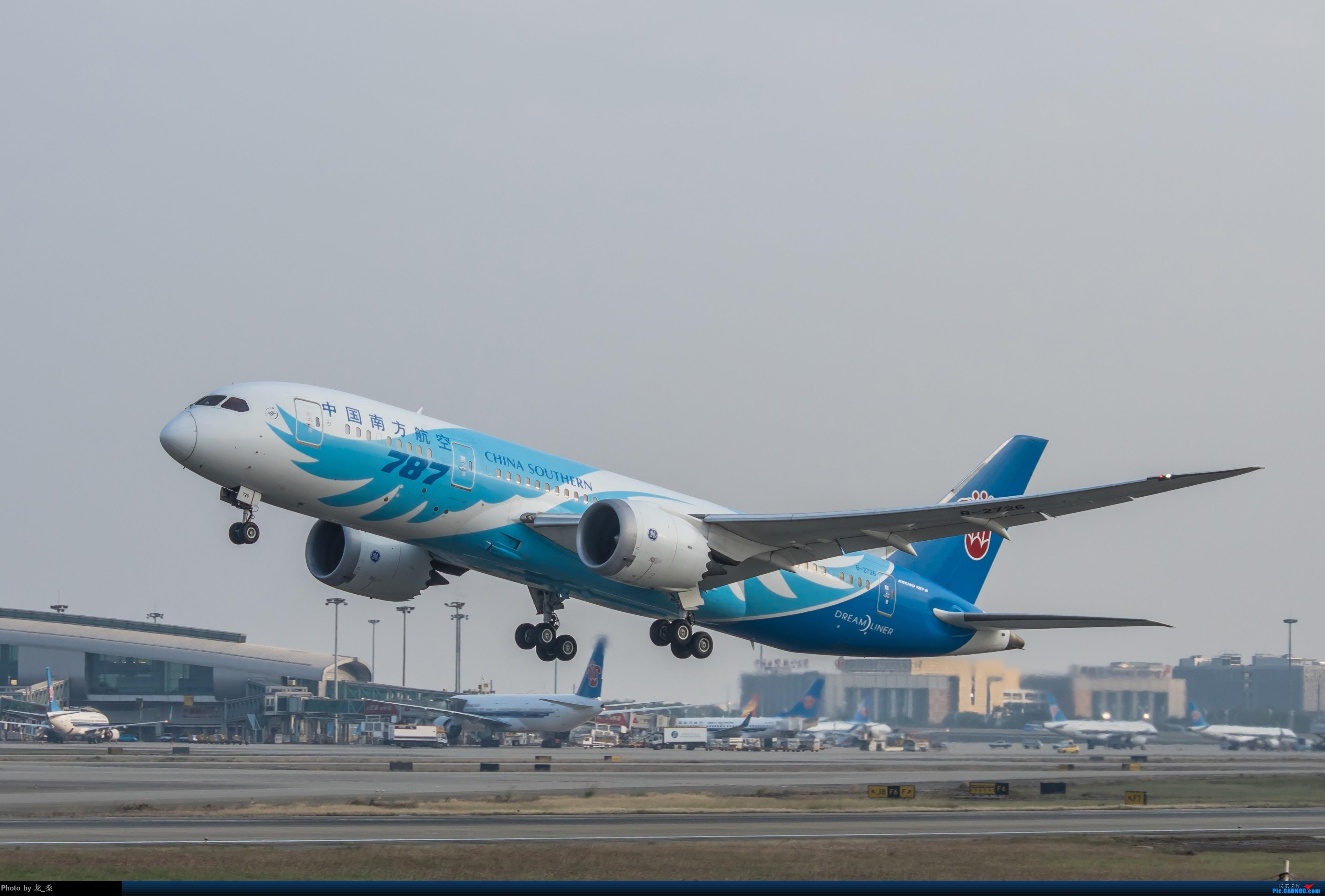 Re:2017年最后一次CAN拍机 BOEING 787-8 B-2726 中国广州白云国际机场