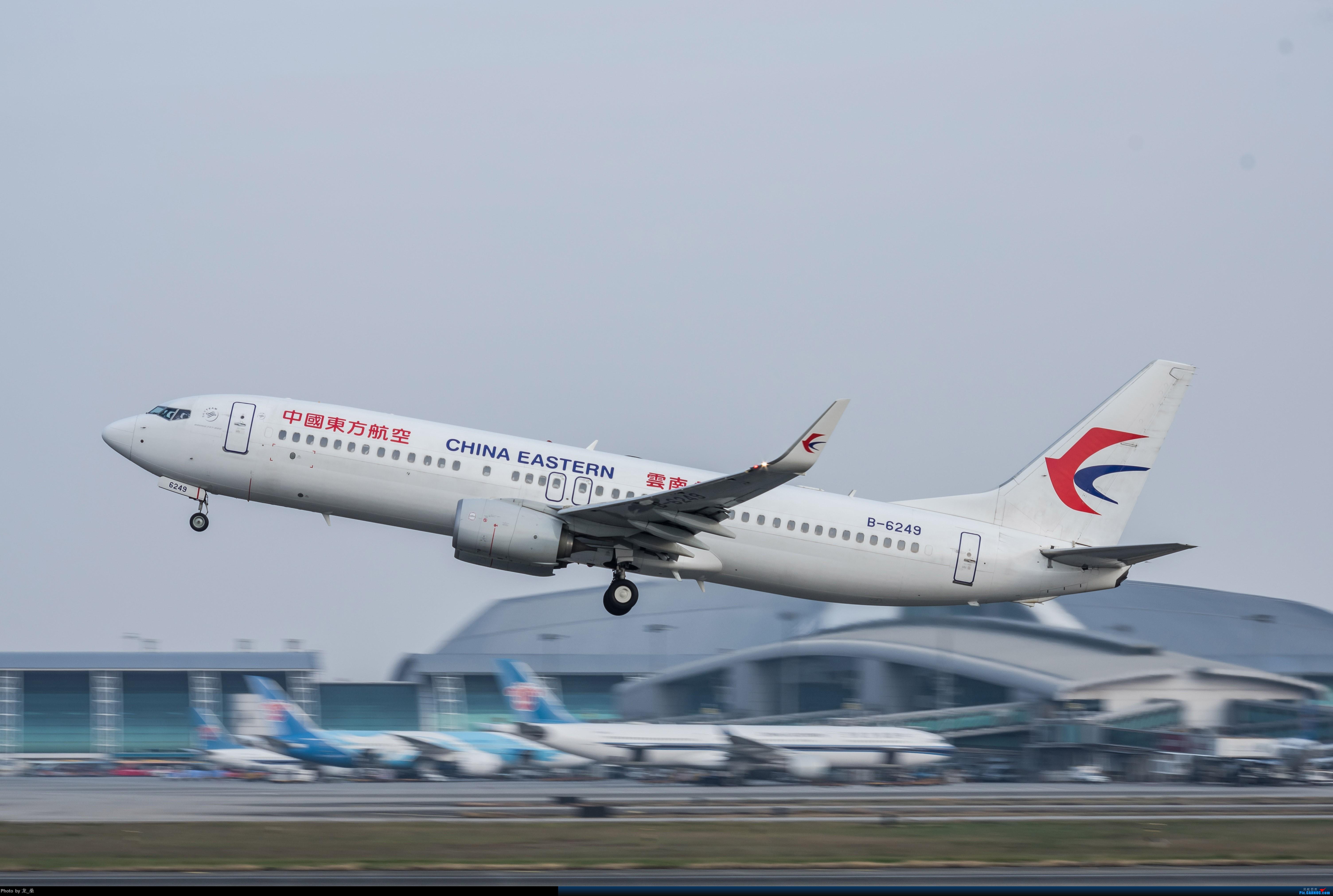 Re:2017年最后一次CAN拍机 BOEING 737-800 B-6249 中国广州白云国际机场