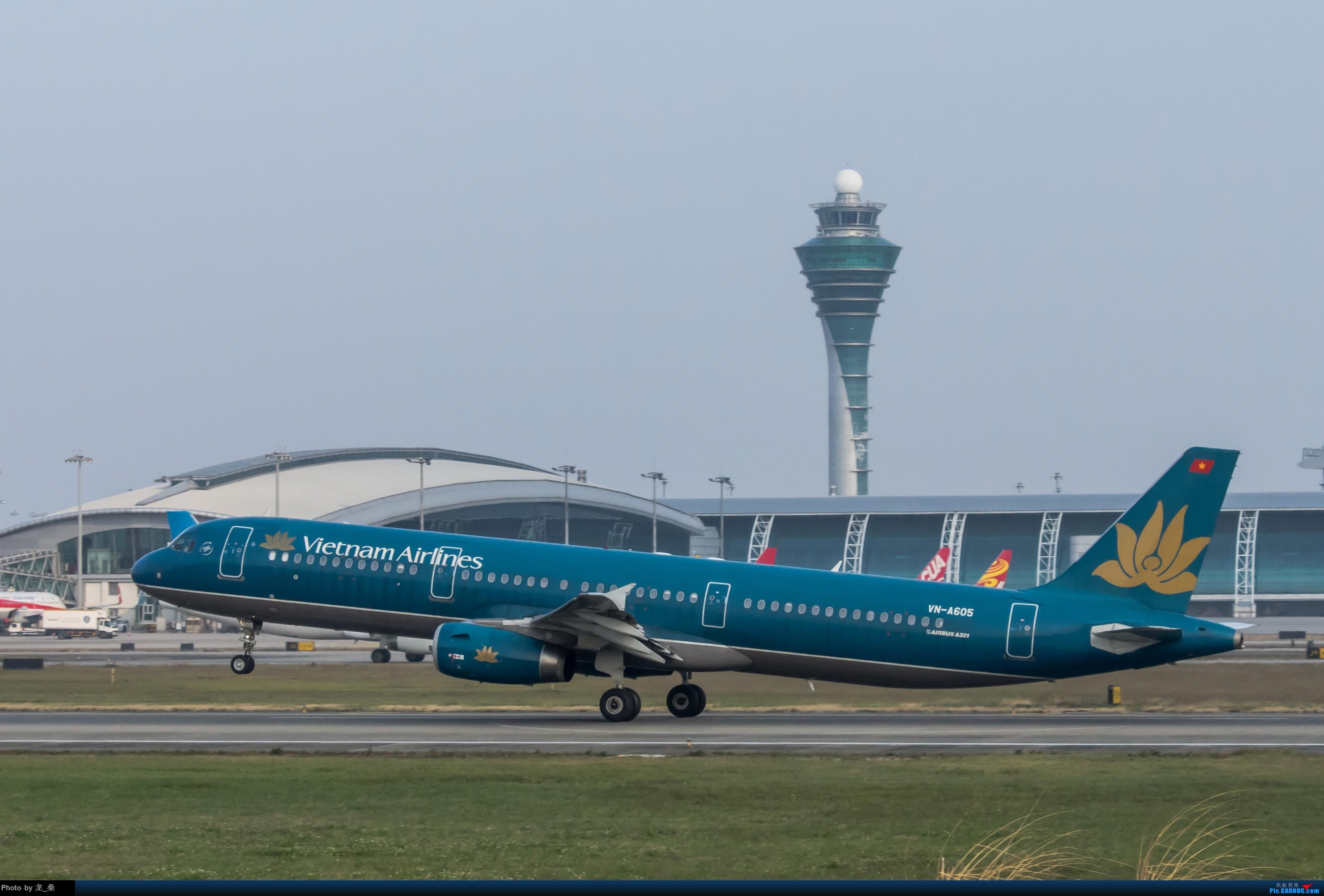 Re:2017年最后一次CAN拍机 AIRBUS A321-200 VN-A605 中国广州白云国际机场