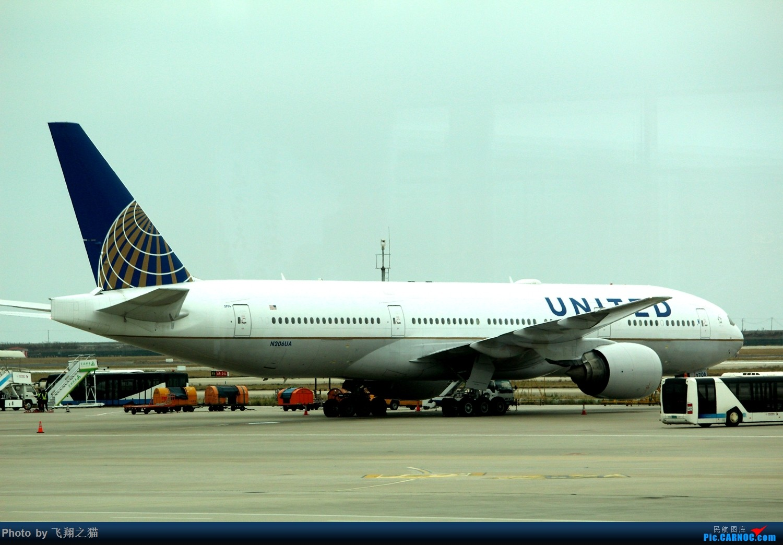 Re:[原创]飞翔之猫魔都见闻 BOEING 777-300ER  浦东国际机场