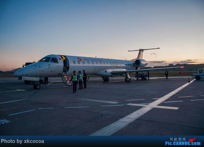 Re:[原创]ACE之争:ARJ21 CRJ900 ERJ145大乱斗(持续更新中,第四航段ERJ145启程) EMBRAER ERJ-145 B-3091 中国朝阳机场