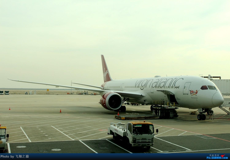 Re:[原创]飞翔之猫魔都见闻 BOEING 787-9  浦东国际机场