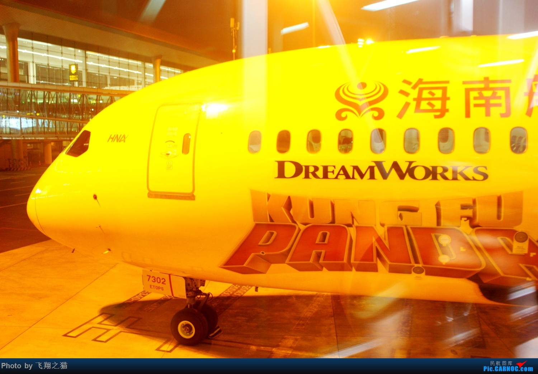 Re:[原创]飞翔之猫魔都见闻 BOEING 787-9  重庆江北国际机场