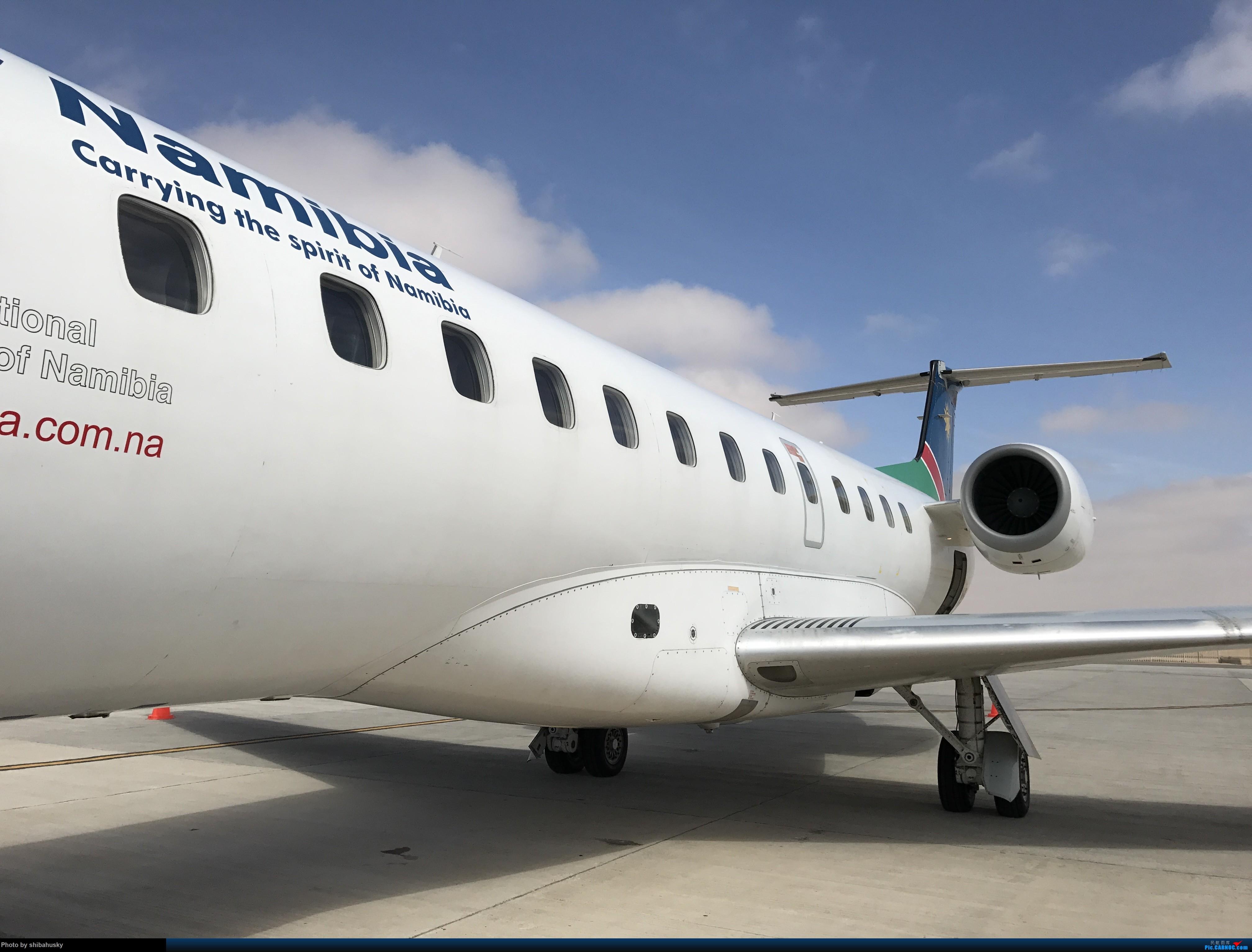 Re:[原创]新人第一帖 WVB-WDH-DOH-CDG-SOU 圣诞纳米比亚游记 体验稀有机型加辗转回英 EMBRAER ERJ-135 V5-ANI 鲸湾国际机场