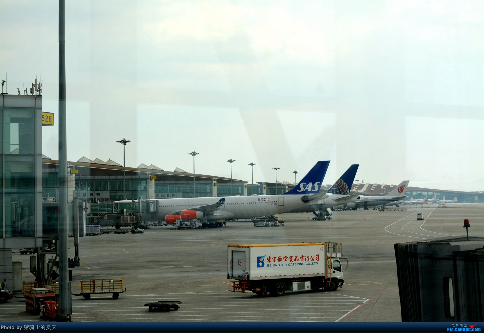 Re:2017年鸡鸭图 AIRBUS A340  中国北京首都国际机场