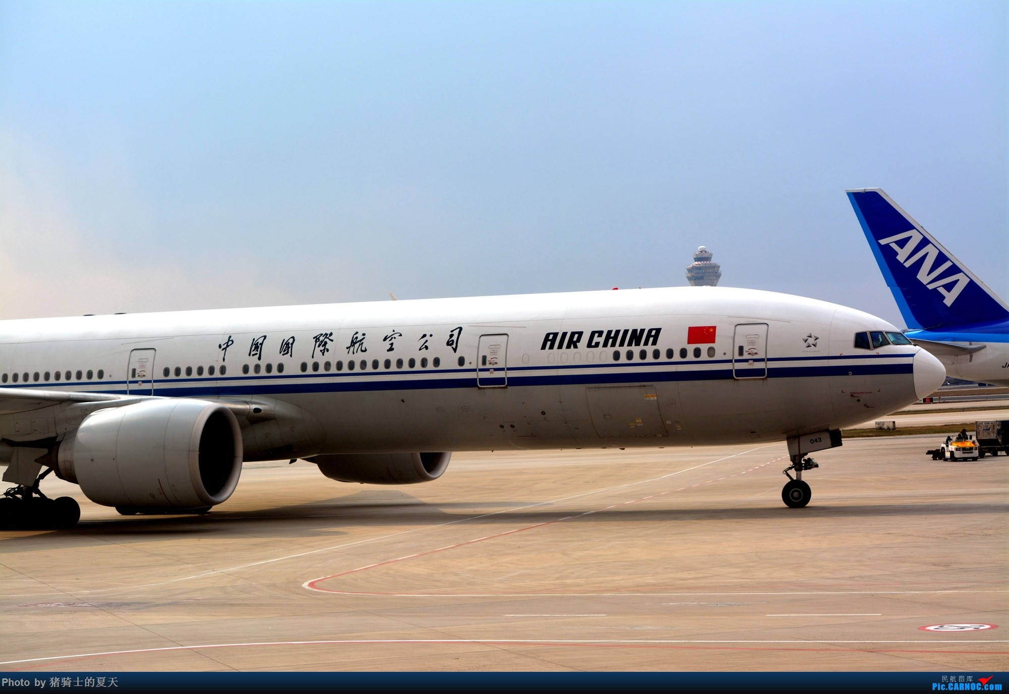 Re:[原创]2017年鸡鸭图 BOEING 777-300ER B-2043 中国北京首都国际机场