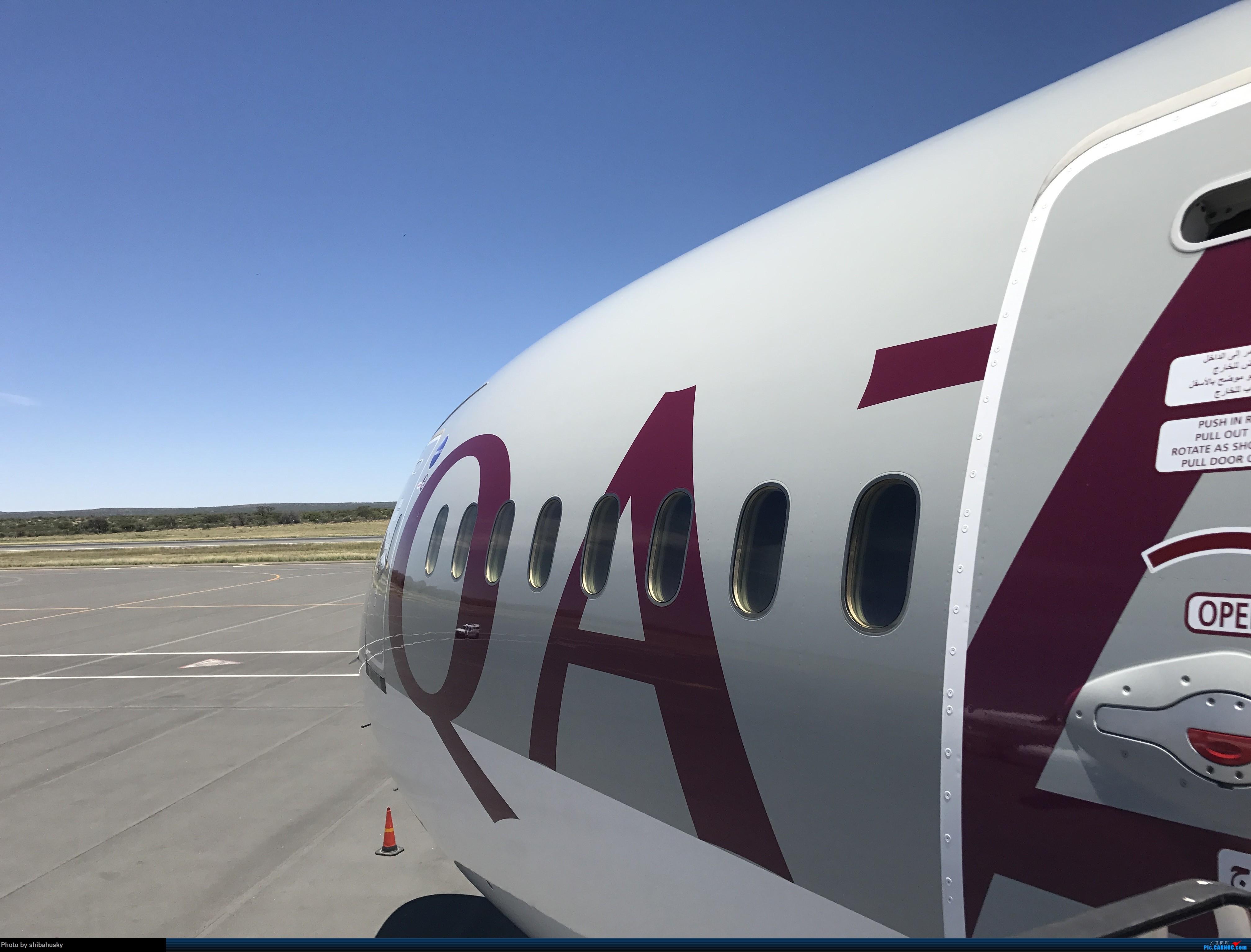 Re:[原创]新人第一帖 WVB-WDH-DOH-CDG-SOU 圣诞纳米比亚游记 体验稀有机型加辗转回英 BOEING 787-8 A7-BDD 温得和克国际机场