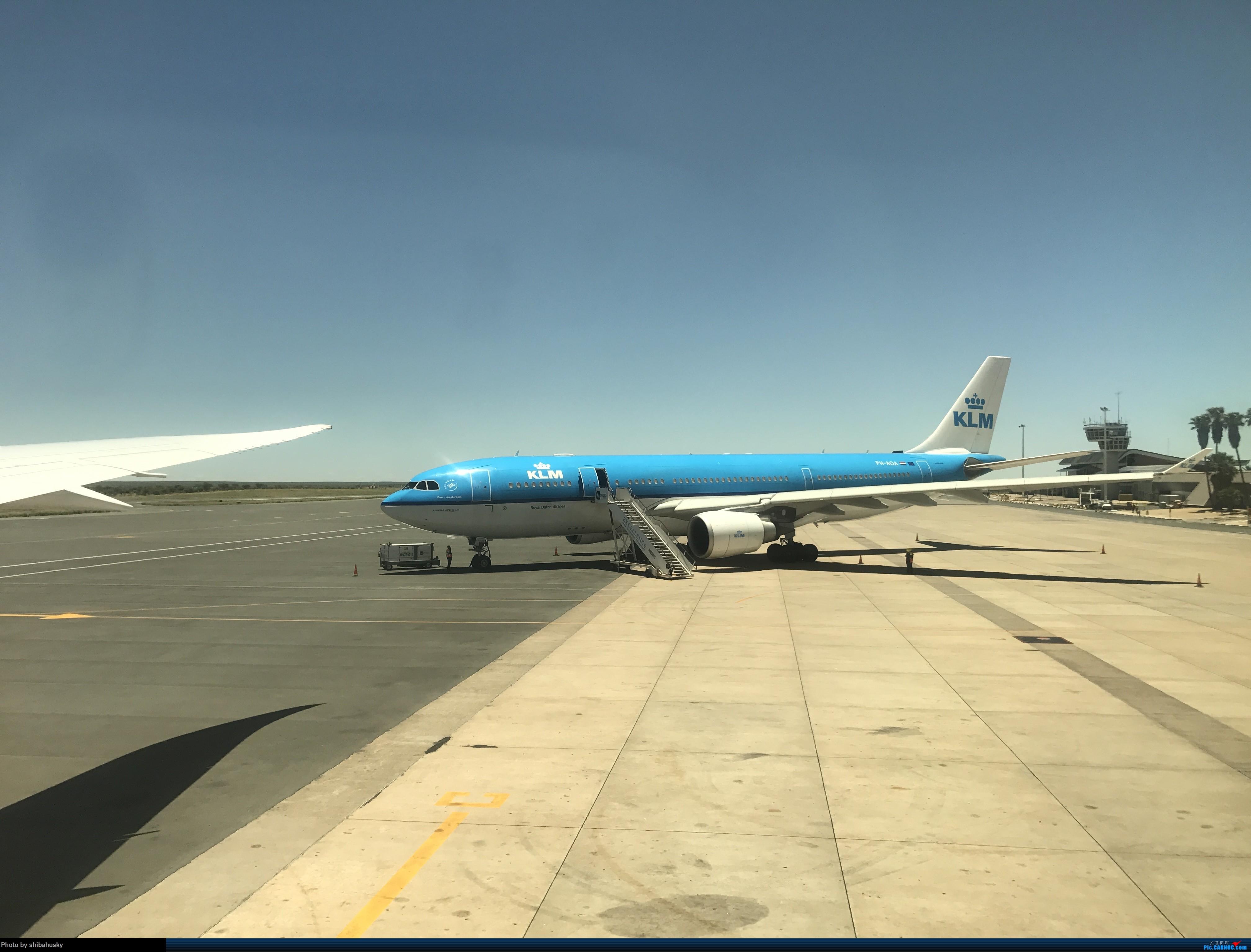 Re:[原创]新人第一帖 WVB-WDH-DOH-CDG-SOU 圣诞纳米比亚游记 体验稀有机型加辗转回英 AIRBUS A320-200 PH-AOA 温得和克国际机场