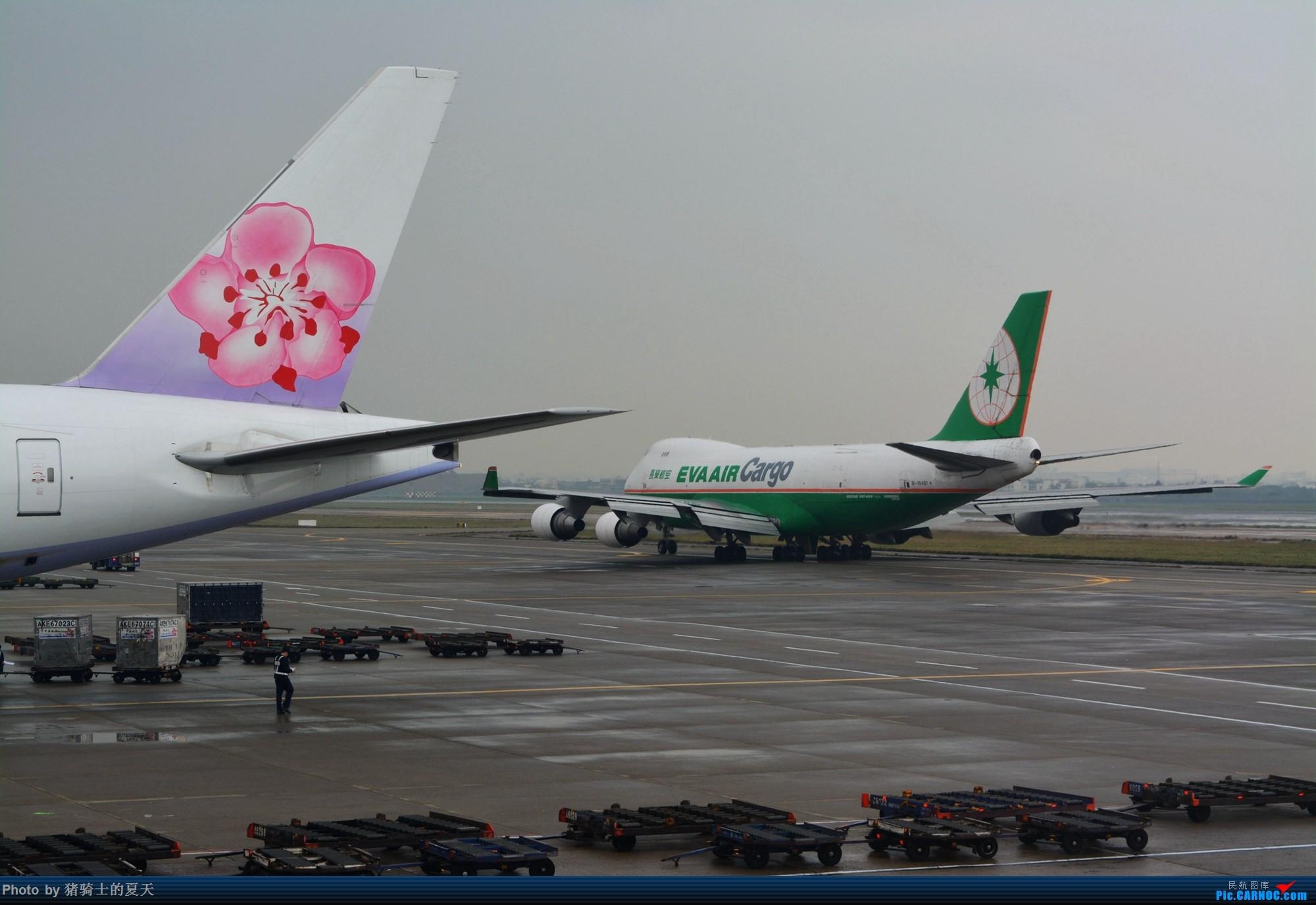 Re:[原创]2017年鸡鸭图 BOEING 747-400 B-15481 中国台北桃园国际机场