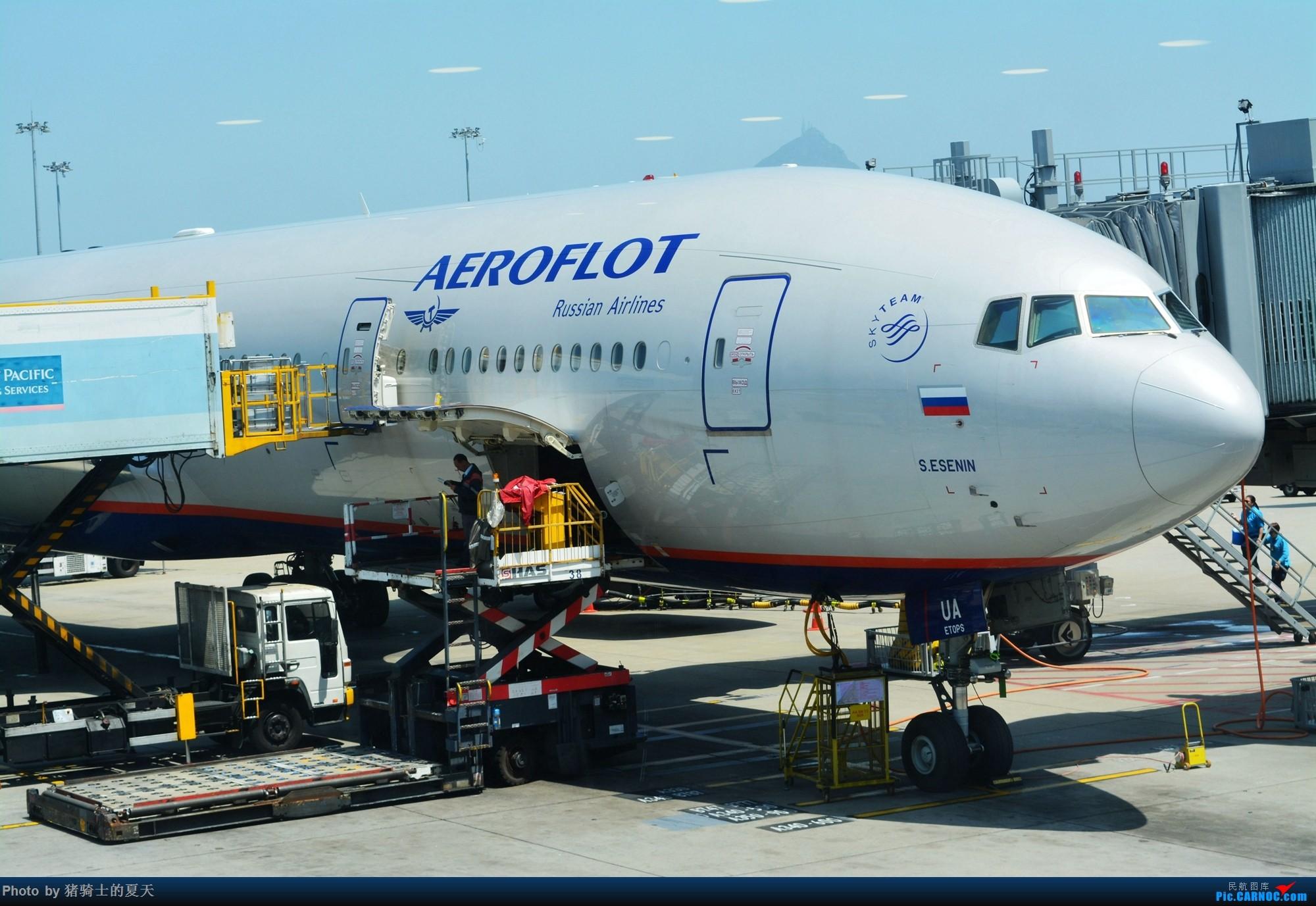 Re:[原创]2017年鸡鸭图 BOEING 767-300ER  中国香港国际机场