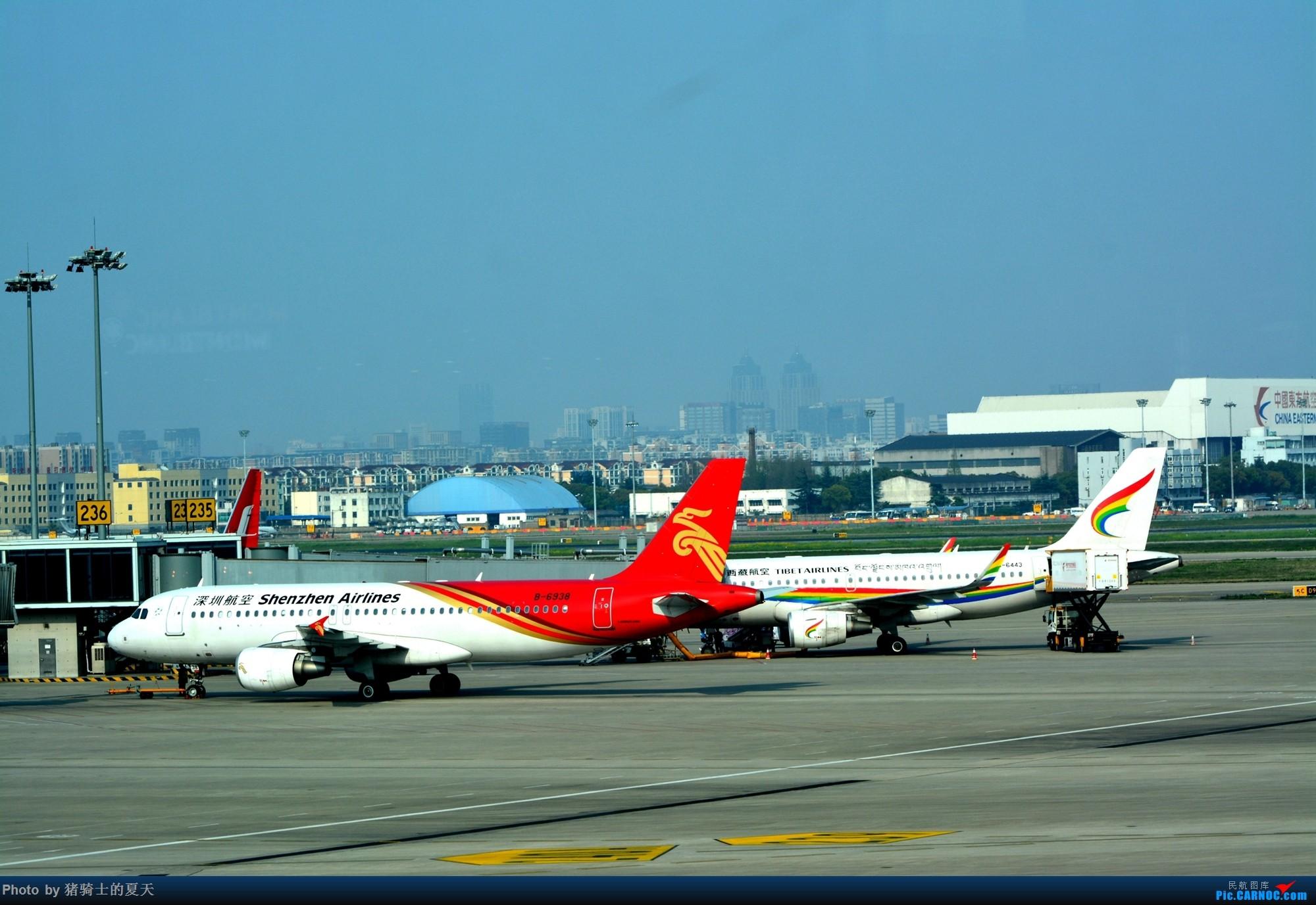 Re:[原创]2017年鸡鸭图 AIRBUS A320-200 B-6938 中国上海虹桥国际机场
