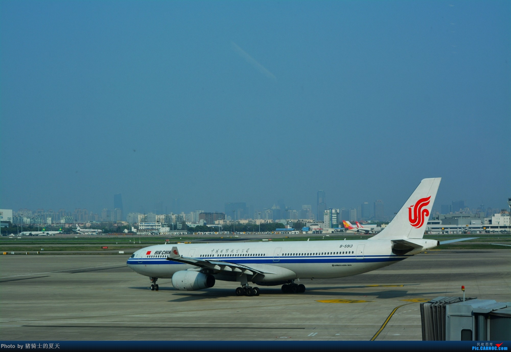 Re:2017年鸡鸭图 AIRBUS A330-300 B-5913 中国上海虹桥国际机场