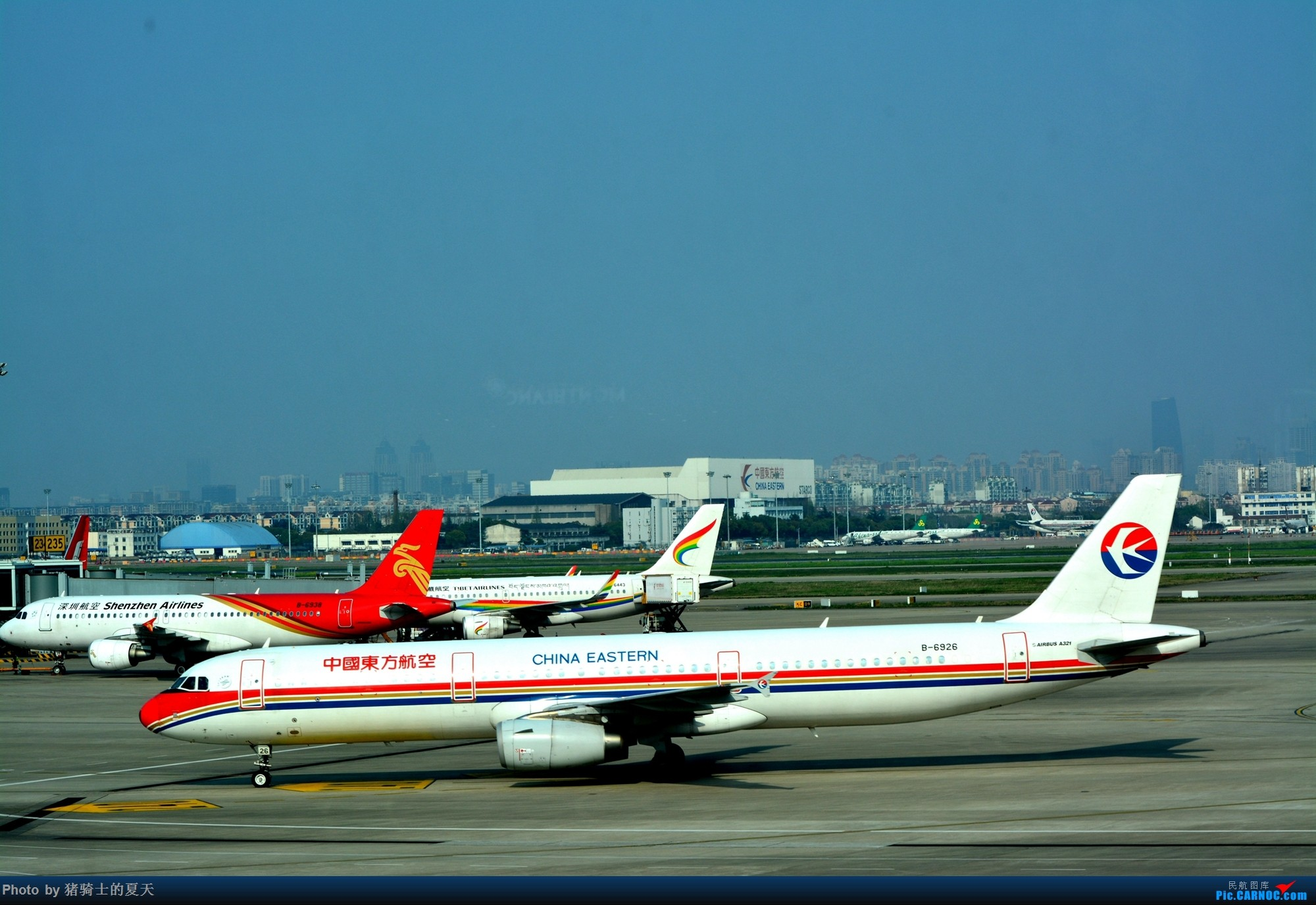 Re:[原创]2017年鸡鸭图 AIRBUS A321-200 B-6926 中国上海虹桥国际机场