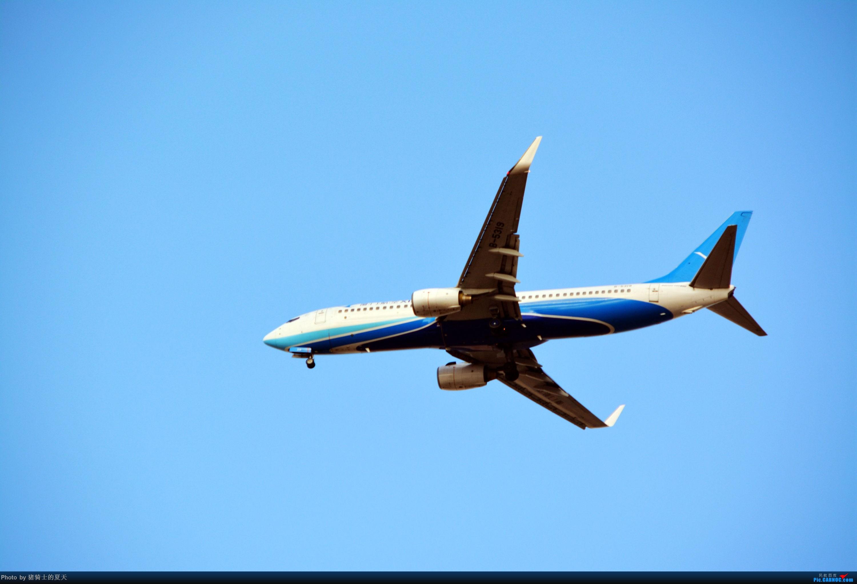 Re:[原创]2017年鸡鸭图 BOEING 737-800 B-5319 中国烟台蓬莱国际机场