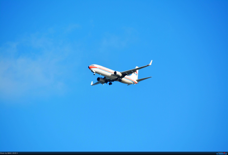 Re:2017年鸡鸭图 BOEING 737-800 B-5857 中国烟台蓬莱国际机场