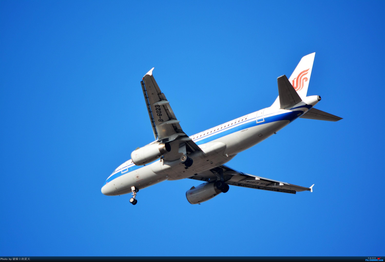 Re:[原创]2017年鸡鸭图 AIRBUS A319-100 B-6023 中国烟台蓬莱国际机场