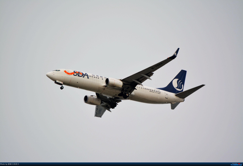 Re:2017年鸡鸭图 BOEING 737-800 B-7568 中国烟台蓬莱国际机场