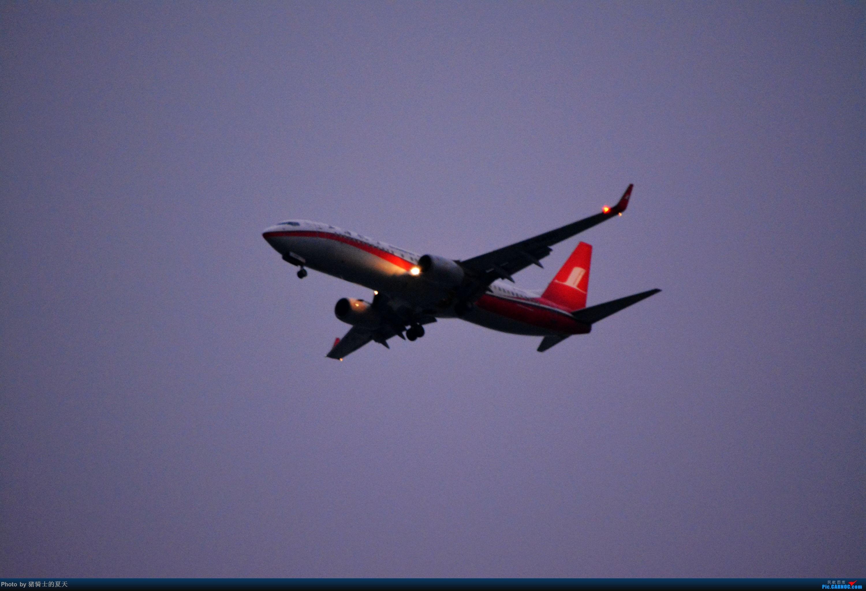 Re:2017年鸡鸭图 BOEING 737-800 B-5460 中国烟台蓬莱国际机场